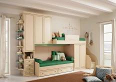 Уютный спальный уголок