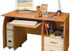 Детский компьютерный стол 1 - St Dts