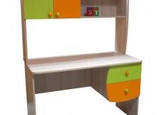 Детский компьютерный стол 7 - St Dts
