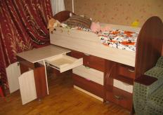 Стол кровать - 2 St Kr