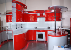 U-образные кухни - U