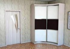 Шкаф угловой 0100