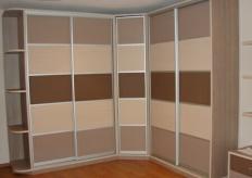 Шкаф угловой 0161