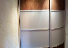 Радиусный шкаф купе ShC Rad - 0010