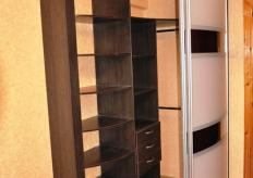 Радиусный шкаф купе ShC Rad - 0013