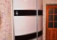 Радиусный шкаф купе ShC Rad - 0014