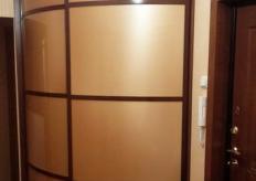 Радиусный шкаф купе ShC Rad - 0019