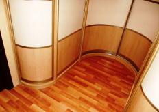 Радиусный шкаф купе ShC Rad - 0021