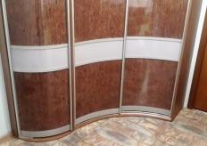 Радиусный шкаф купе ShC Rad - 0023