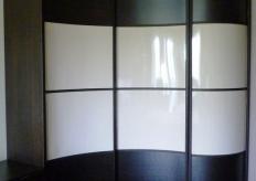 Радиусный шкаф купе ShC Rad - 0033
