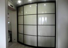Радиусный шкаф купе ShC Rad - 0034