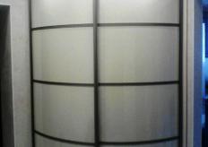 Радиусный шкаф купе ShC Rad - 0035