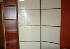 Радиусный шкаф купе ShC Rad - 0037