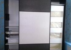 Шкаф купе со встроенной кроватью EL ShC