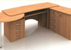 Стол офисный 002
