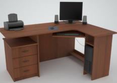 Стол офисный 001