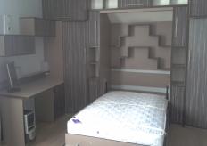 Шкаф кровать 00151