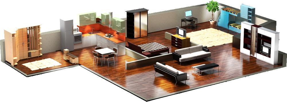 Модульная мебель для гостиной во владимире